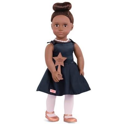 "Our Generation 18"" Movie Star Doll - Malika"
