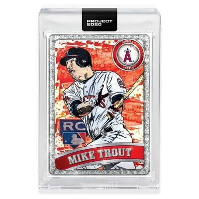 Topps Topps PROJECT 2020 Card 100 - 2011 Mike Trout by Blake Jamieson