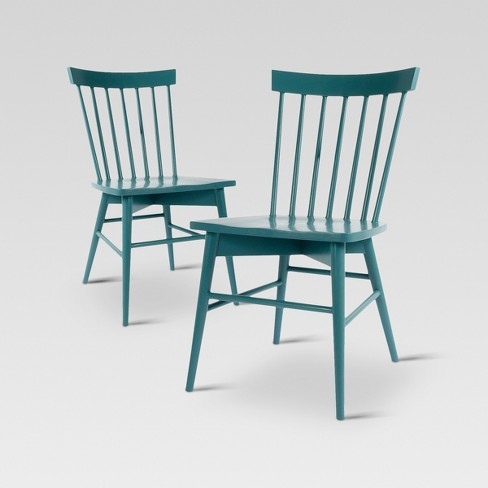 Target Teal Dining Chairs
