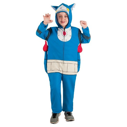 Kids' Yo Kai Watch Robonyan Costume - image 1 of 1