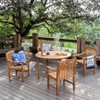 Sherwood Outdoor Teak Dining Chair - Cambridge Casual - image 2 of 4
