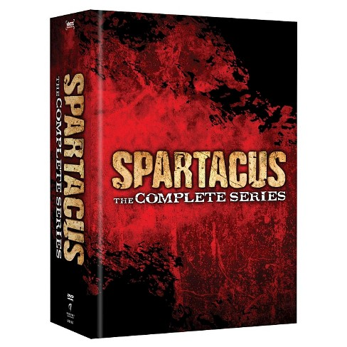Spartacus: The Complete Collection [13 Discs] - image 1 of 1