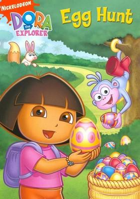 Dora the Explorer: The Egg Hunt (DVD)