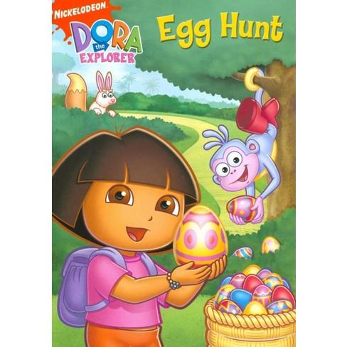 Dora the Explorer: The Egg Hunt (DVD) - image 1 of 1