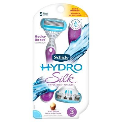 Razor Blades: Schick Hydro Silk