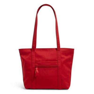 Vera Bradley Women's Recycled Cotton Small Vera Tote Bag