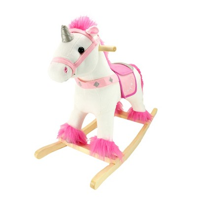 Animal Adventure Fantasy Rocker - Unicorn