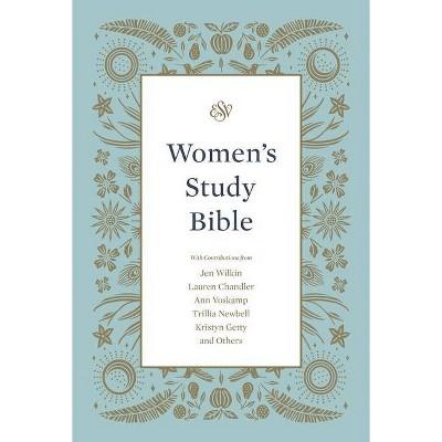ESV Women's Study Bible - (Hardcover)