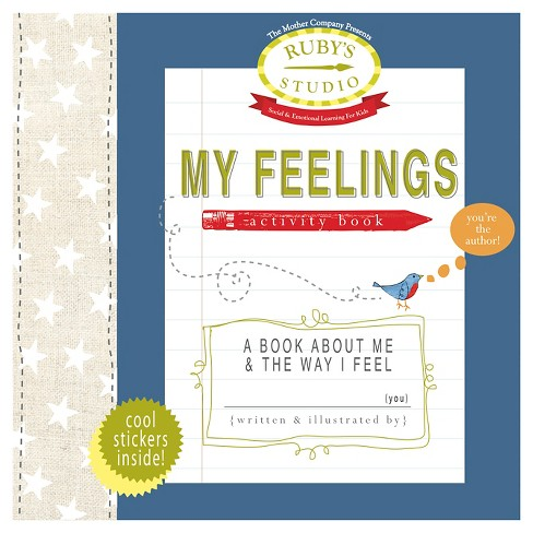 My Feelings Activity Book by Abbie Schiller - image 1 of 1