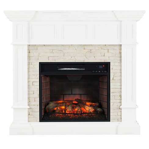 Maison Infrared Convertible Electric Fireplace - image 1 of 3