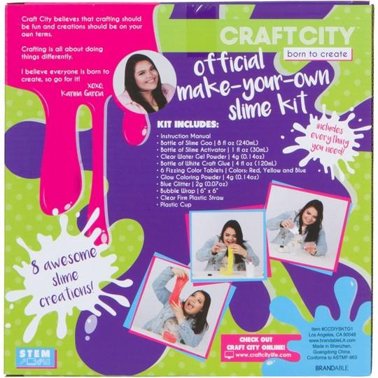 Karina Garcia DIY Slime Kit- Craft City image number null