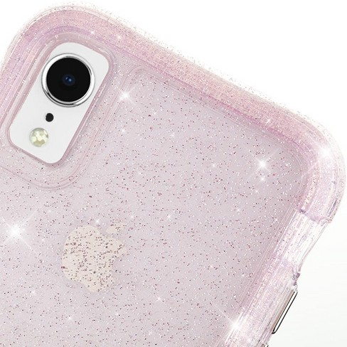quality design dc20f a9c5b Case-Mate iPhone XR Protection Collection Sheer Crystal Blush Case