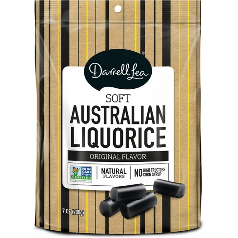 Darrell Lea Soft Eating Liquorice Original Licorice Candy - 7oz - image 1 of 1