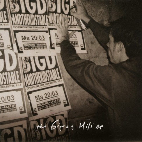 Big D - Gipsy Hill (CD) - image 1 of 1