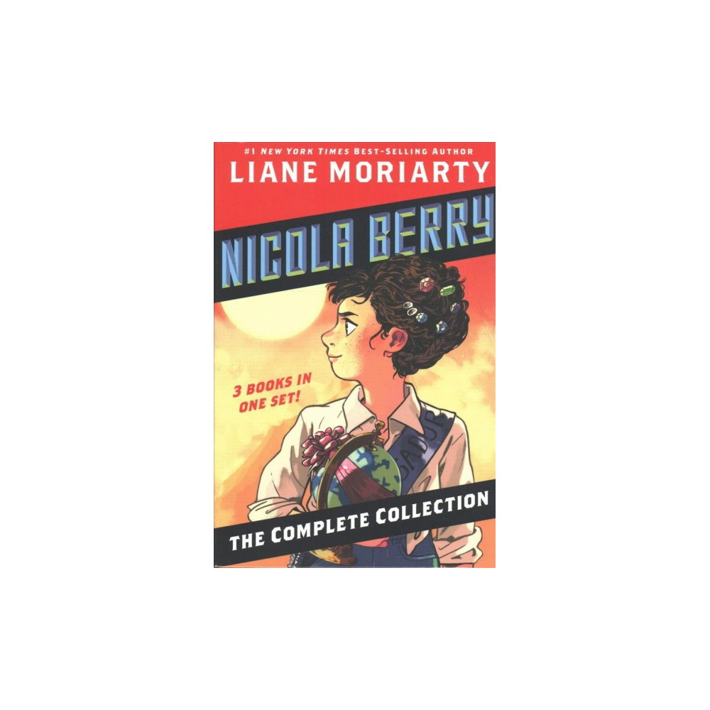 Nicola Berry : The Complete Collection - (Nicola Berry) by Liane Moriarty (Paperback) Nicola Berry : The Complete Collection - (Nicola Berry) by Liane Moriarty (Paperback)