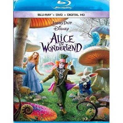 Alice in Wonderland (Blu-ray)(2016)