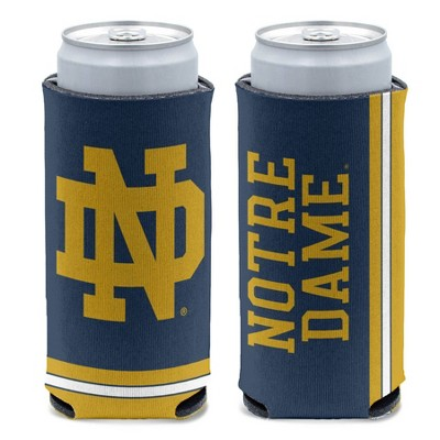 NCAA Notre Dame Fighting Irish Slim Can Cooler