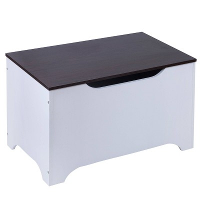 Modern Toy Box Espresso - WildKin