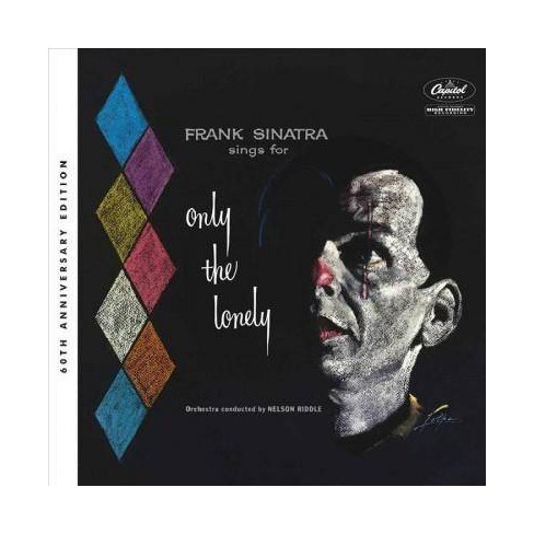 Frank Sinatra - Sings For Only The Lonely (CD) - image 1 of 1