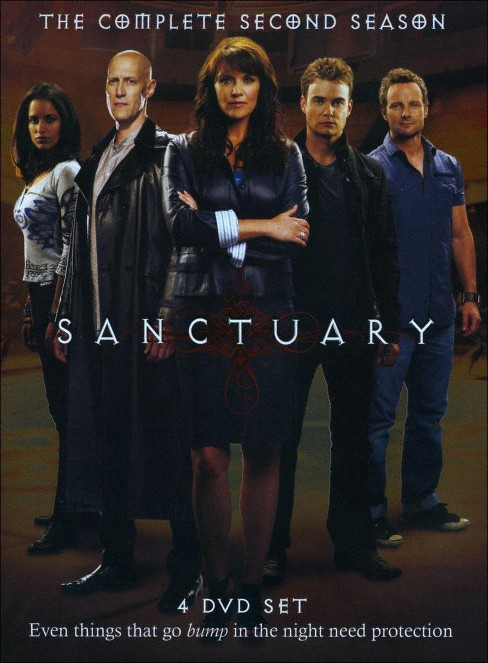 Sanctuary: The Complete Second Season (4 Discs) (dvd_video) - image 1 of 1