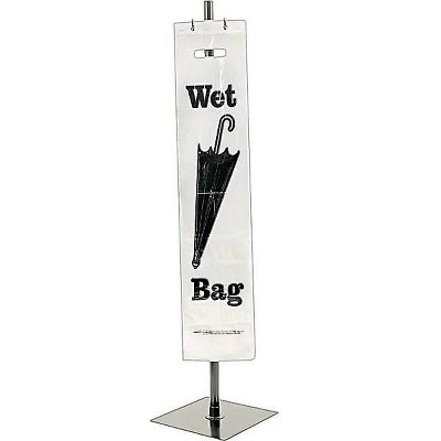 Tatco Umbrella Bags Clear Plastic 1000/Box 57010