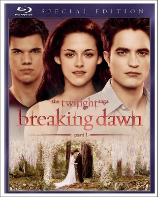 The Twilight Saga: Breaking Dawn - Part 1 (Special Edition) (Blu-ray)