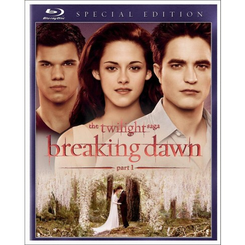 The Twilight Saga: Breaking Dawn - Part 1 (Special Edition) (Blu-ray) (Widescreen) - image 1 of 1