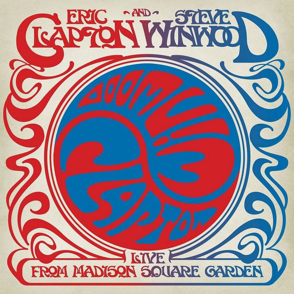 Eric Clapton/Steve Winwood - Live from Madison Square Garden (CD)