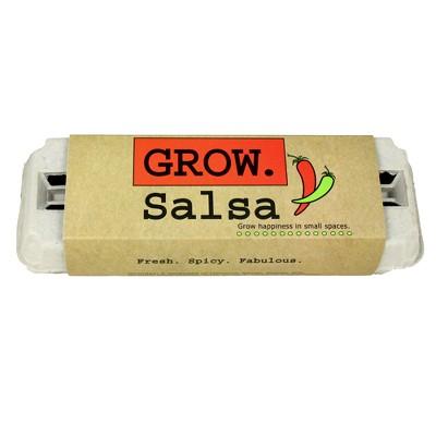 Backyard Safari Grow. Salsa Garden Kit