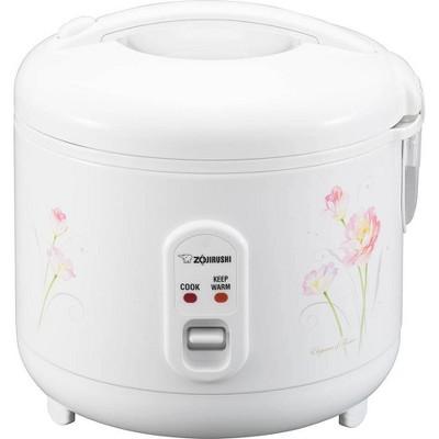 Zojirushi 5.5-Cup Automatic Rice Cooker & Warmer - Tulip