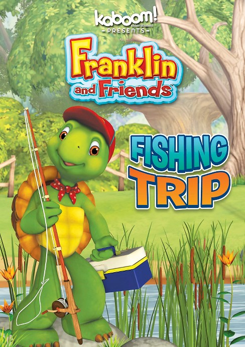 Franklin and friends:Fishing trip (DVD) - image 1 of 1