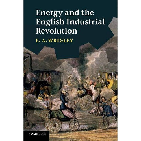 Energy and the English Industrial Revolution - by  E a Wrigley (Paperback) - image 1 of 1