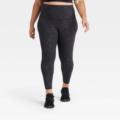 """Women's Premium Ultra High-Waisted 7/8 Leggings 23"""" - All in Motion™"""