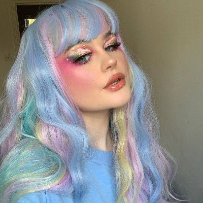 Ellie Addis Unicorn Halloween Makeup Look Collection