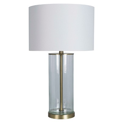 USB Fillable Accent Table Lamp (Includes LED Light Bulb)Brass - Project 62™