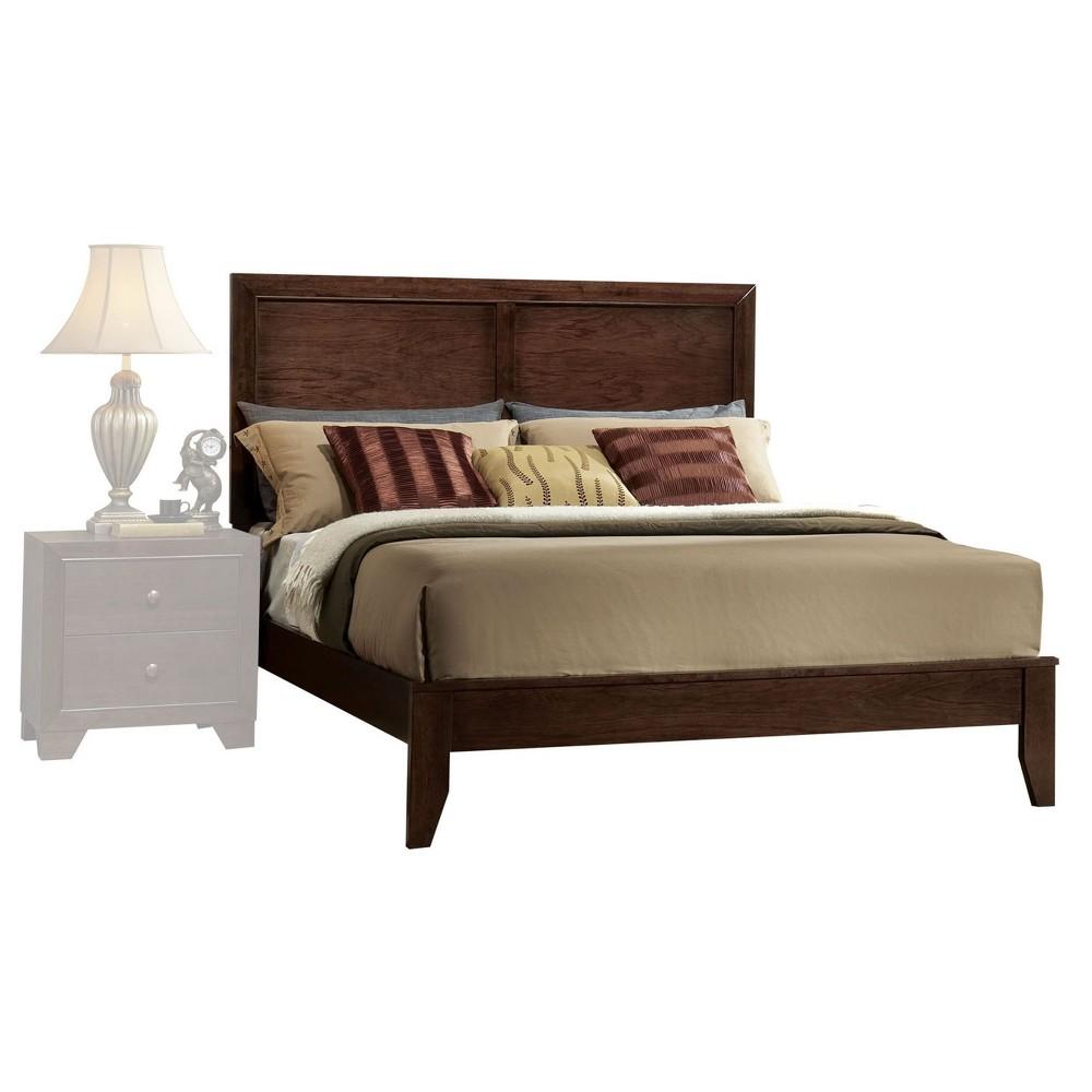 Eastern King Madison Bed Espresso Acme Furniture