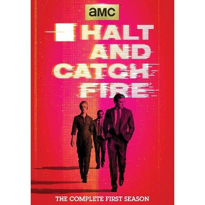 Halt and Catch Fire: The Complete First Season (DVD)(2015)