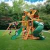 Gorilla Playsets Malibu Extreme Swing Set with Amber - image 3 of 4