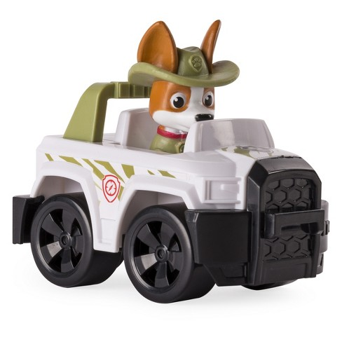 PAW Patrol Rescue Racers, Tracker Jungle Pup - image 1 of 3