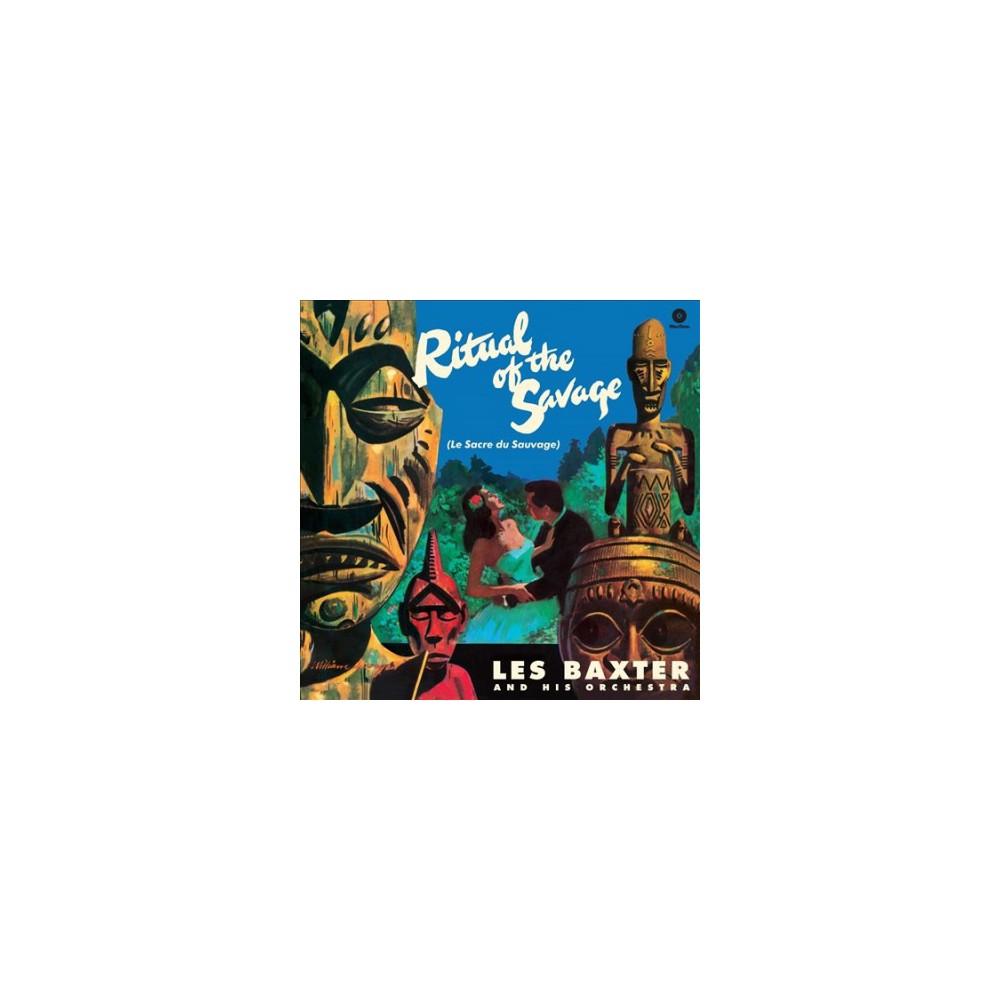 Les Baxter - Ritual Of The Savage (Vinyl)