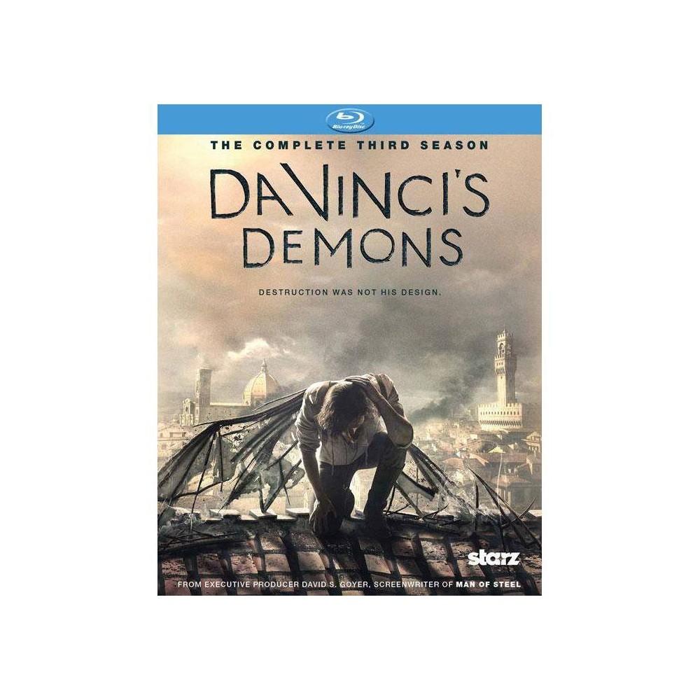 Da Vinci S Demons The Complete Third Season Blu Ray