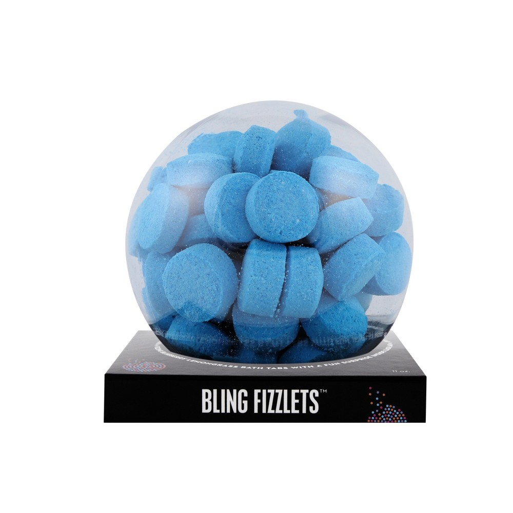 Image of Da Bomb Bath Fizzers Bling Fizzlets Sphere - 11oz