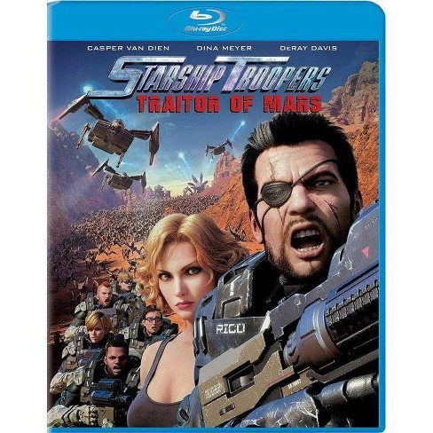 Starship Troopers: Traitors of Mars (Blu-ray)(2017) - image 1 of 1