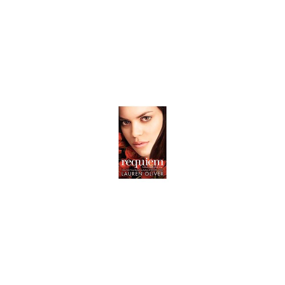 Requiem (Hardcover) by Lauren Oliver