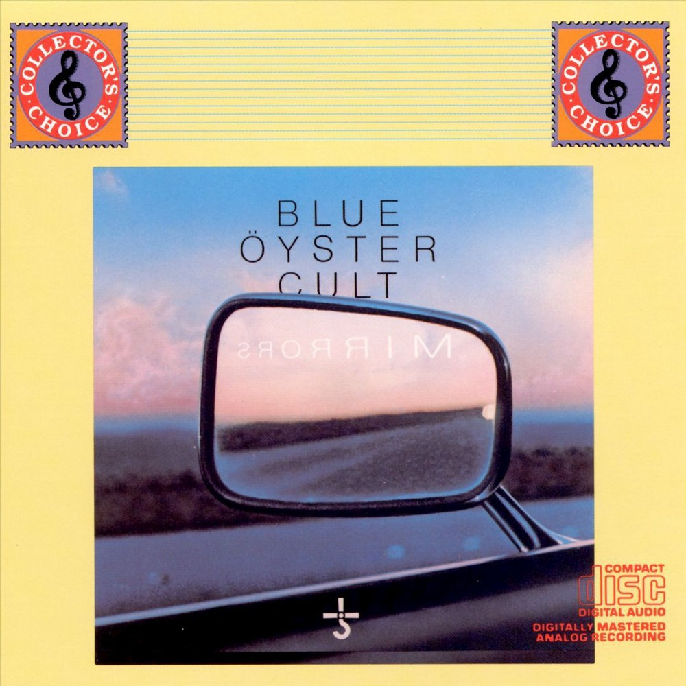 Blue Oyster Cult - Mirrors (CD)