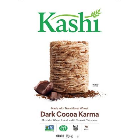 Kashi Dark Cocoa Karma Breakfast Cereal - 16 1oz