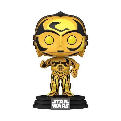 Funko POP! Star Wars: Retro Series - C-3PO (Target Exclusive)