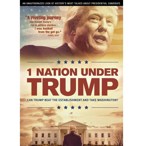 1 Nation Under Trump (DVD) - image 1 of 1