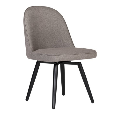Dome Armless Swivel Chair - Studio Designs Home - image 1 of 4