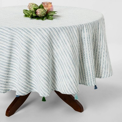 Tablecloths, table Runners And Table Throws Blue - Opalhouse™
